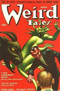 Weird Tales 1942
